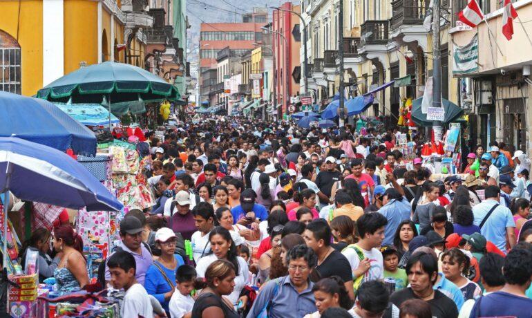 Efectos devastadores en economía informal