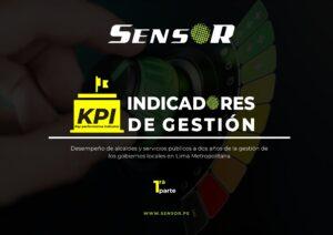 Lima Metropolitana Primer informe KPI2021